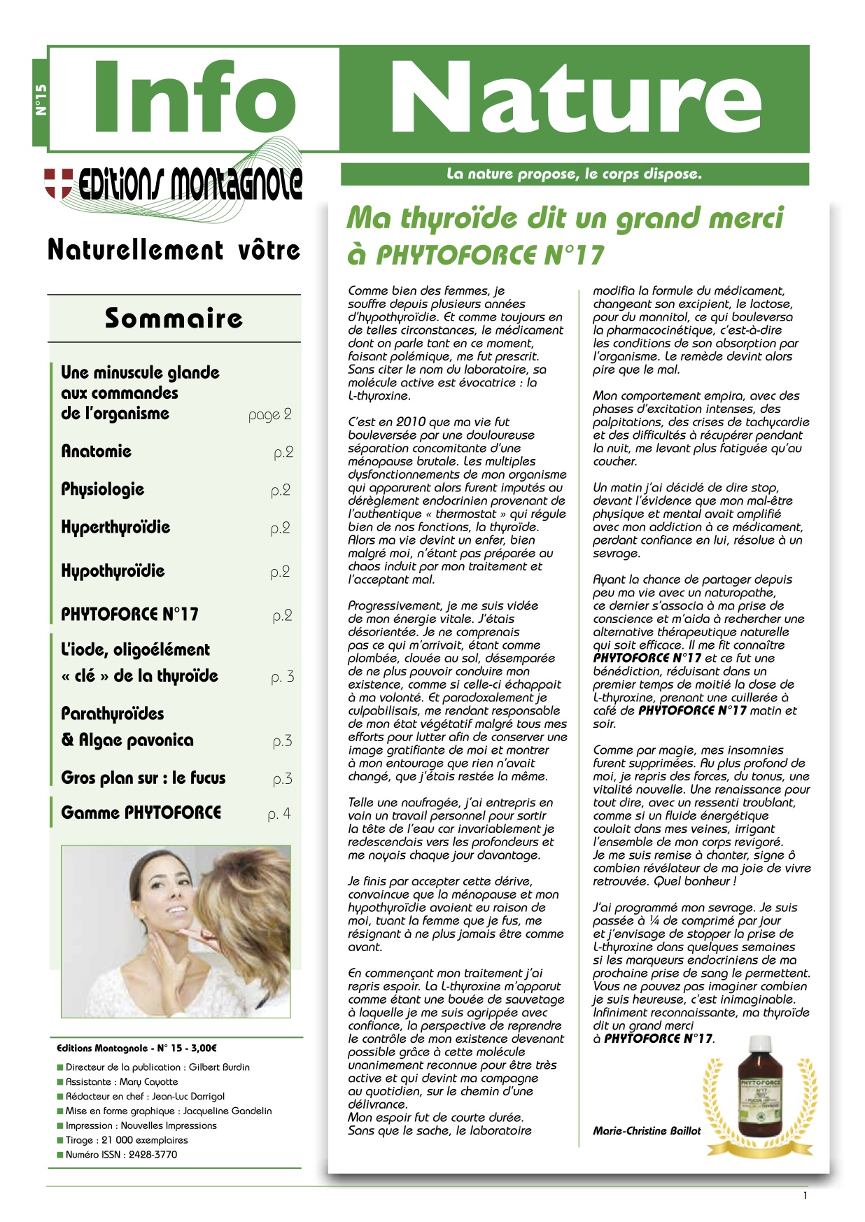 Phytoforce n° 17